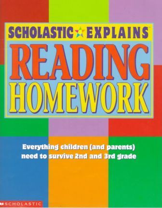 Scholastic Explains Reading Homework