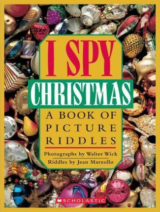 I Spy: Christmas Riddles