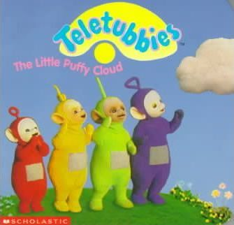 Teletubbies the Little Puffy Cloud