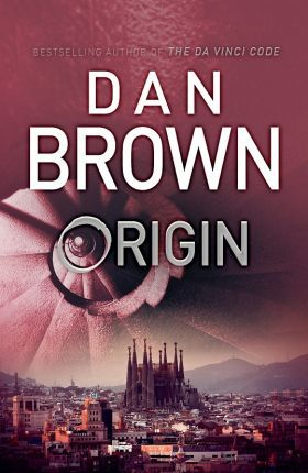 Book Cover Returns To Its Origins In >> Origin Dan Brown 9780593078754