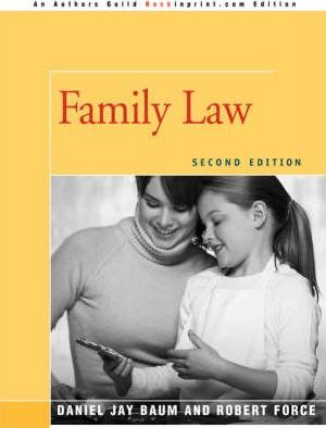 Family Law : Second Edition