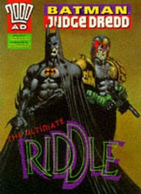 Batman, Judge Dredd: Ultimate Riddle