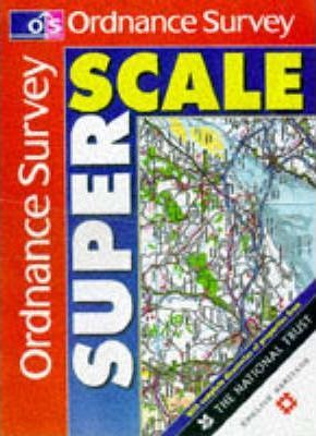 Ordnance Survey Superscale Atlas of Great Britain