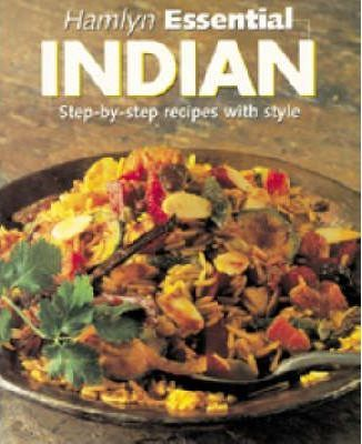 The Essential Indian Cookbook