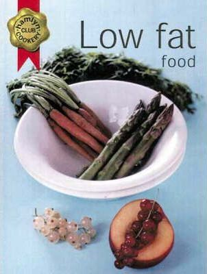 Low Fat Food