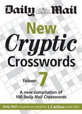Daily Mail: New Cryptic Crosswords 7
