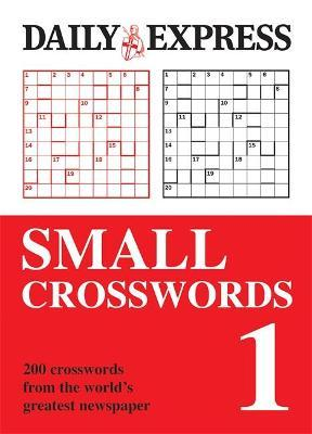 The Daily Express: Small Crosswords 1