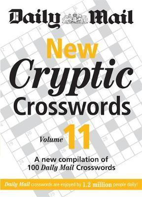 The Daily Mail: New Cryptic Crosswords 11