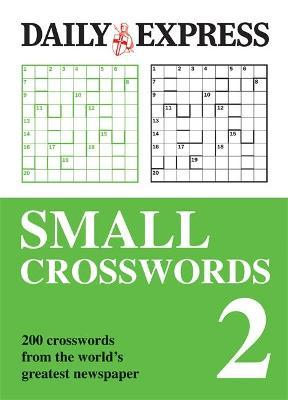 The Daily Express: Small Crosswords 2