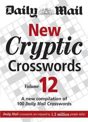 The Daily Mail: New Cryptic Crosswords 12