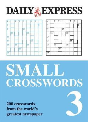 The Daily Express: Small Crosswords 3