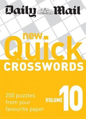 Daily Mail: New Quick Crosswords 10
