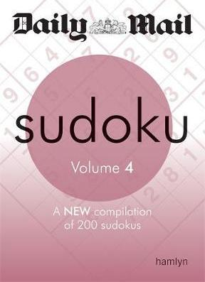 The Daily Mail: Sudoku: Volume 4