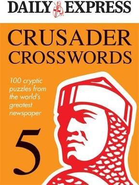 The Daily Express: Crusader Crosswords 5: v. 5