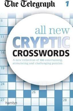 The Telegraph All New Cryptic Crosswords 1