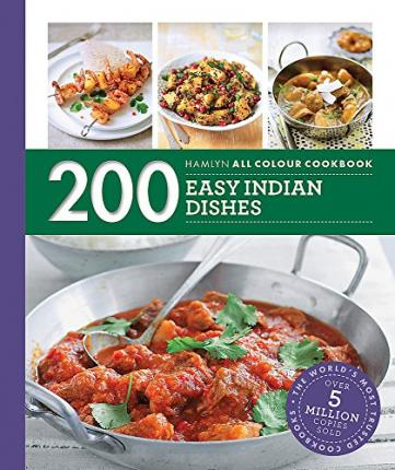 Recipes book food indian