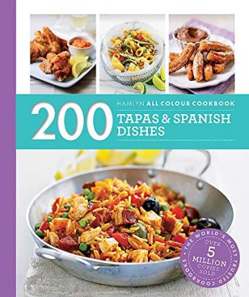 Hamlyn all colour cookery 200 tapas spanish dishes emma lewis hamlyn all colour cookery 200 tapas spanish dishes forumfinder Gallery