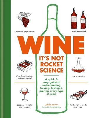 Wine it's not rocket science