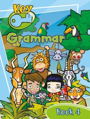 Key Grammar Pupil Book 4 (6 Pack)