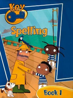 Key Spelling Pupil Book 1 (6 pack)