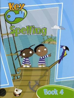 Key Spelling Pupil Book 4 (6 Pack)