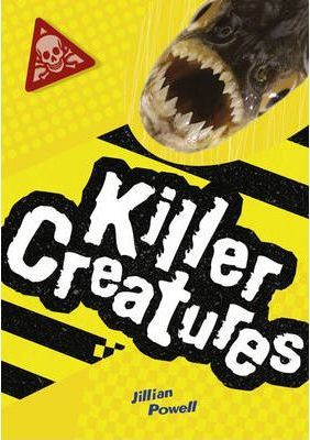 Pocket Facts Year 2 Non Fiction: Killer Creatures
