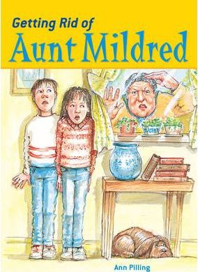 Pocket Tales Year 4 Fiction: Getting Rid Of Aunt Mildred