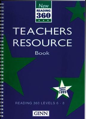 New Reading 360 Level 6-8: Teacher Resource Book ( Revised 1995 )