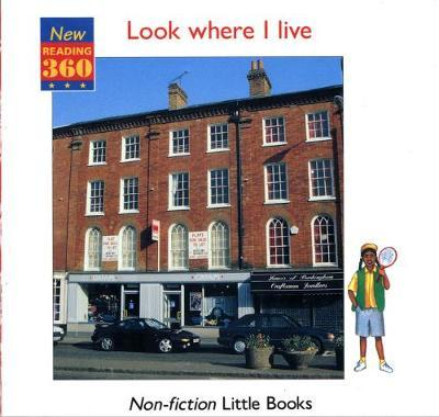 New Reading 360 Level 1: Non Fiction Little Books (4 set)