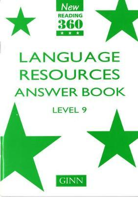 New Reading 360 Level 9: Language Resource Answer Book