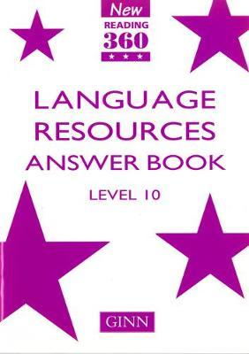 New Reading 360 Level 10: Language Resource Answer Book