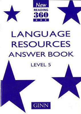 New Reading 360 Level 5: Language Resource Answer Book