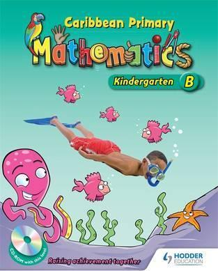 Caribbean Primary Maths Kindergarten B Pupil Book 2nd Ed : Dorleon ...