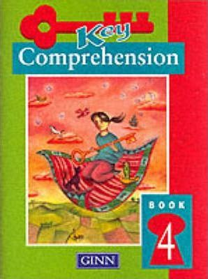 Key Comprehension: Upper Junior Bk. 4