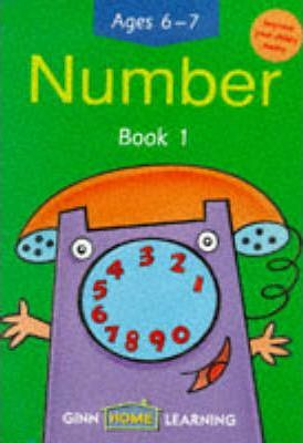 Ginn Home Learning : Number Book 1