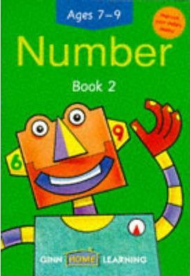 Ginn Home Learning : Number Book 2