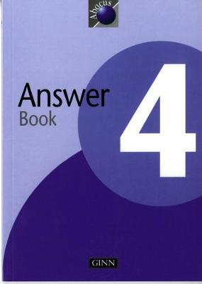 Answer Book: Year 4 Part 5
