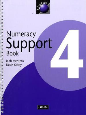 Numeracy Support Book 1999: Year 4 Part 5