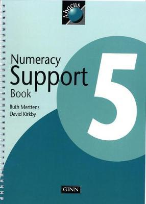 1999 Abacus Year 5 / P6: Numeracy Support Book