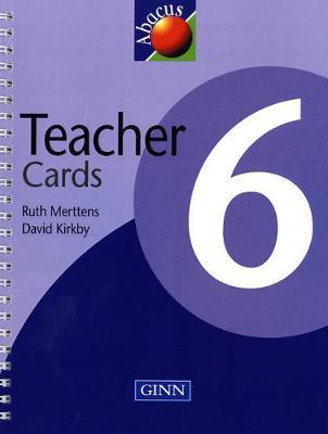 1999 Abacus Year 6 / P7: Teacher Cards