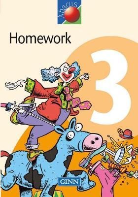 Abacus Year 3 : Homework Book 1999: Part 4