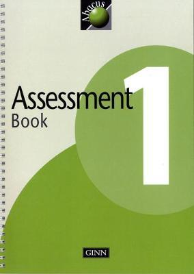 1999 Abacus Year 1 / P2: Assessment Book
