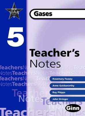 New Star Science Yr 5/P6 Gases Teacher Notes
