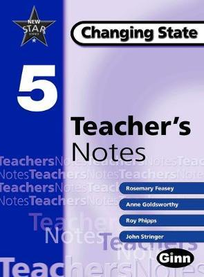 New Star Science Yr 5/P6 Changing State Teacher Notes