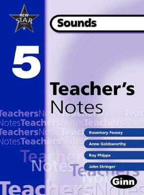 New Star Science: Year 5 Sounds Teacher Notes