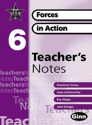 New Star Science Yr 6/P7 Forces In Action Teacher Notes
