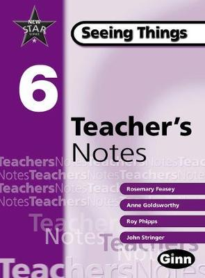 New Star Science Yr 6/P7 Seeing Things Teacher Notes