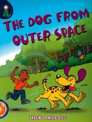 Lighthouse: Year 1 Orange - Dog from Outer Space