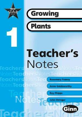 New Star Science Yr1/P2: Growing Plants Teacher's Handbook