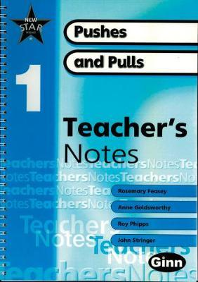 New Star Science Yr1/P2: Pushes and Pulls Teacher's Notes
